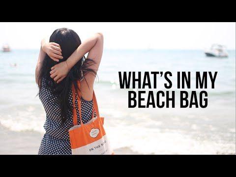 Beach Essentials (w/ The Classy It Girl)   Procrastinating Pretty