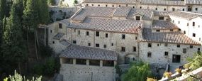 "Guided Tour of Cortona and of ""the Celle"" Franciscan Hermitage"