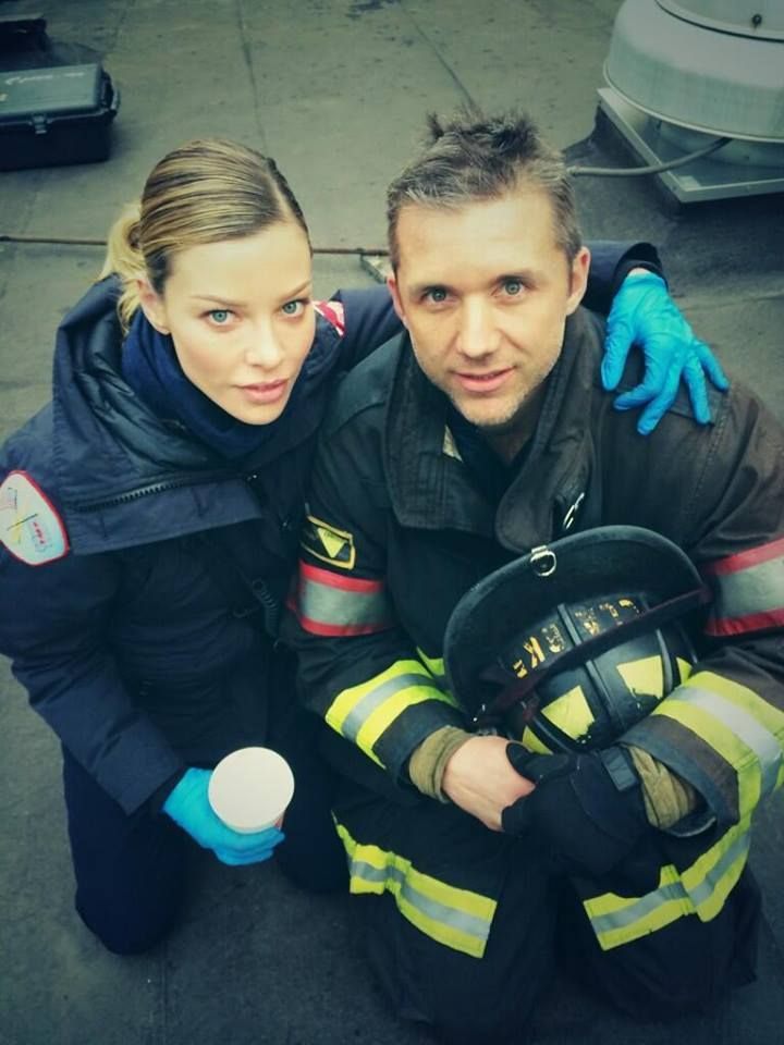 Chicago Fire: Shay & Clark | Shared by LION