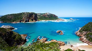 South African garden route