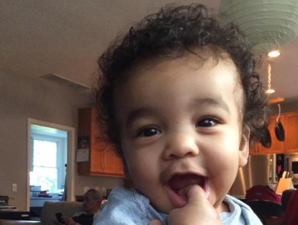 """Kanye West's 1-year-old cousin dies in his sleep Ricky Anderson Instagram Ricky Anderson Instagram Ricky Anderson Instagram Erica Paige Instagram Anderson works at West's GOOD Music label in A&R as a consultant. He posted the news on Instagram: """"Today was the worst day of my life!! I lost my lil man and gained an angel! …"""