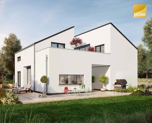 Ber ideen zu okal haus auf pinterest musterhaus for Atriumhaus bauen