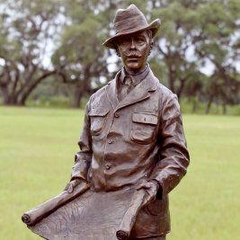 A. W. Tillinghast Statue | Bronze Golfer Statues U0026 Artwork | Pinterest |  Golf Art