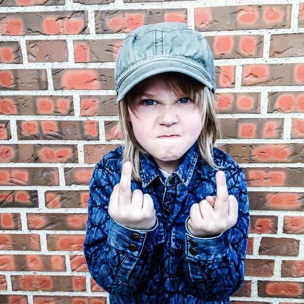 Fünf Erziehungsfehler, die zu Arschlochkindern führen können