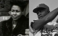 Jackie Robinson and Rachel Robinson have been know for supporting minority players and have even gone far to give scholarships within the Jackie Robinson foundation. The root.com. http://pinterest.com/theroot/famous-black-celebrity-couples/