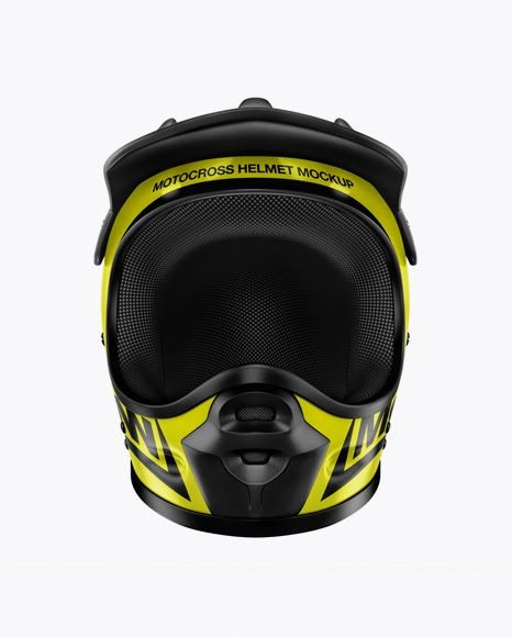 Download Download Psd Mockup Front View Garment Gear Helmet Mockup ...
