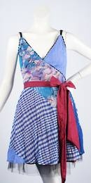 New instore! Ebony Chameleon Wrap Dress. Fully reversible and you can where this over 8 different ways.     NZ Fashion Designer  Annah Stretton    www.annahstretton.com
