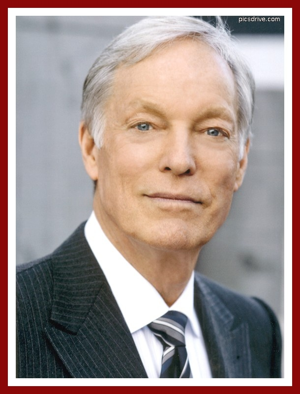 Richard Chamberlain - Even at 79 he is still handsome.