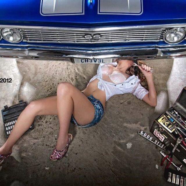 Proper mechanic. Repinned by www.BlickeDeeler.de