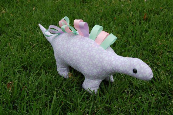 Tagosaurus Tag Dinosaur Softie