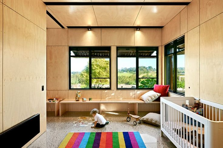 Plywood walls kids contemporary with vegetable garden exterior window shutters plywood walls