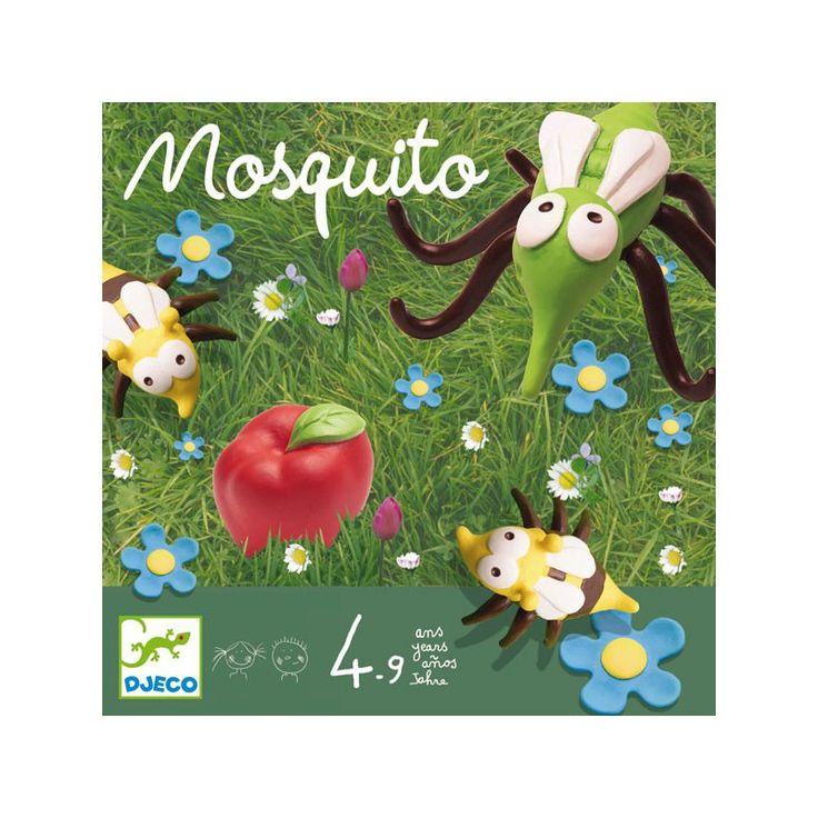 Mosquito - Juego De Observación Y Rapidez