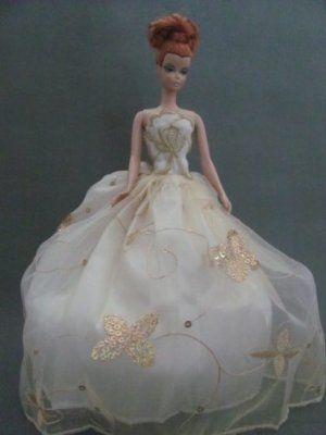 Christmas Wedding Dress 5 Inches