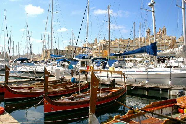 Malta's Grand Harbor- The Backdrop to a Fascinating History http://richwhitaker.com/2012/09/maltas-grand-harbor-fascinating-history/?utm_content=buffer341ad&utm_medium=social&utm_source=pinterest.com&utm_campaign=buffer #valletta