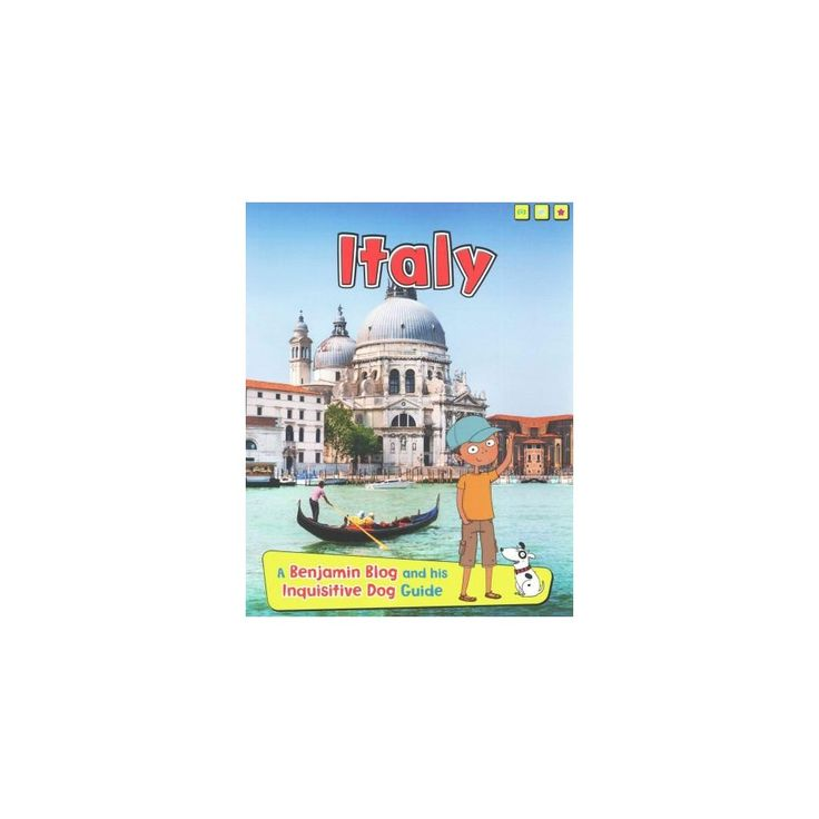 Italy ( Country Guides, with Benjamin Blog and His Inquisitive Dog) (Paperback)