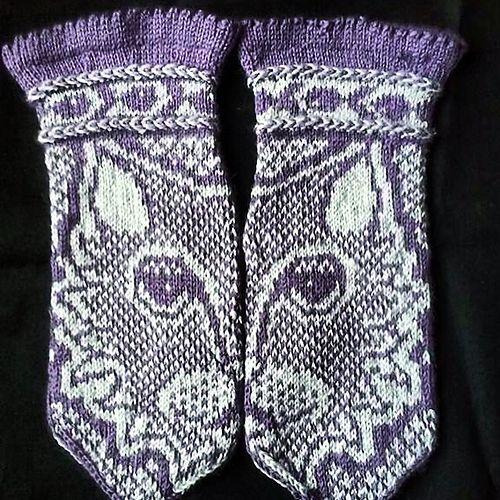 Ravelry: CATch of the day (Dagens fångst) pattern by JennyPenny