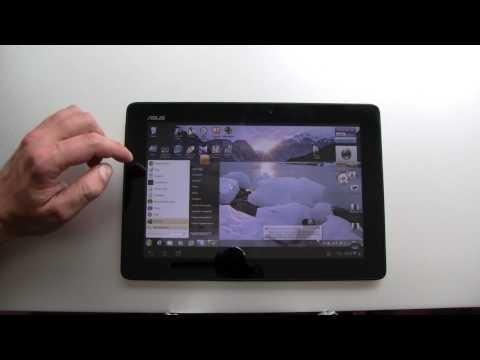 Asus Transformer Pad TF300 focus su reparto Multimedia da HDblog - YouTube