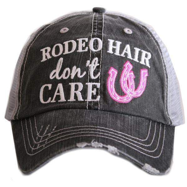 Rodeo Hair Don't Care Hat