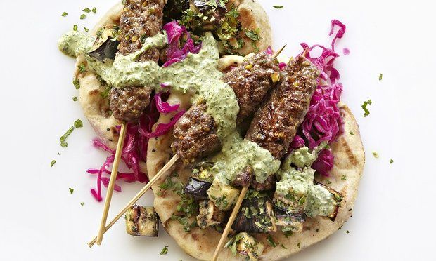 I've made it my mission to make a proper kebab at home – including bread, pickles and other condiments. And I think I've cracked it