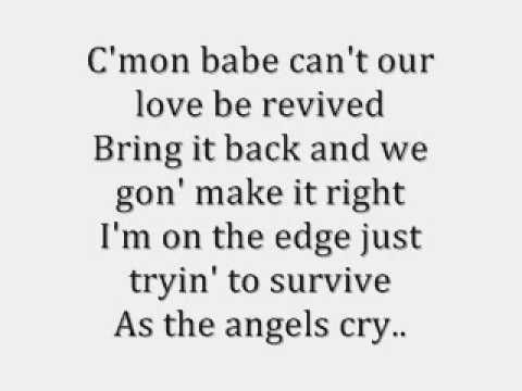 Mariah Carey – Angels Cry Lyrics | Genius Lyrics