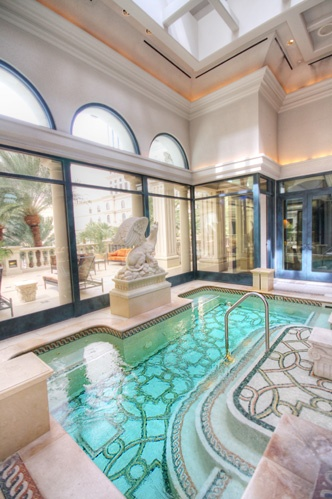 Artemis villa at caesars palace las vegas pinterest for Caesars swimming pool