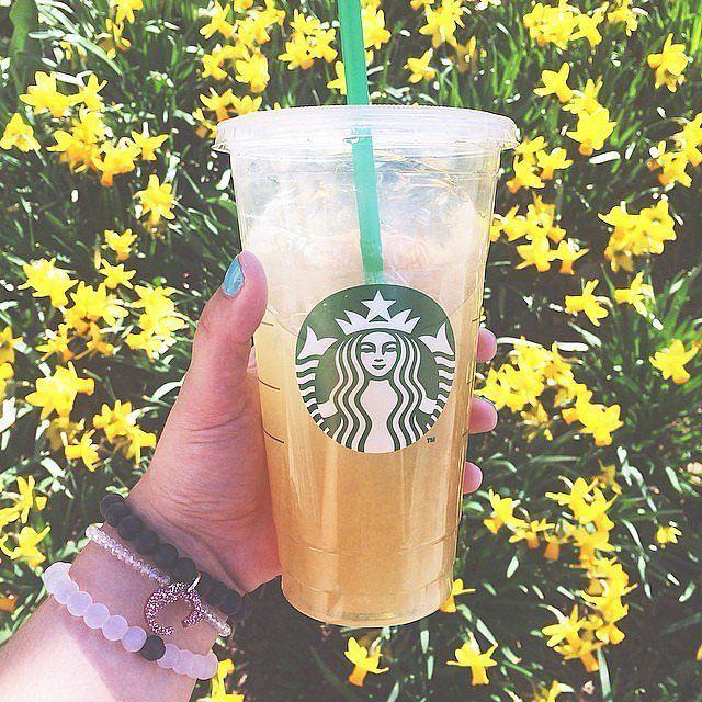 Starbucks Refreshers - caffeine intak