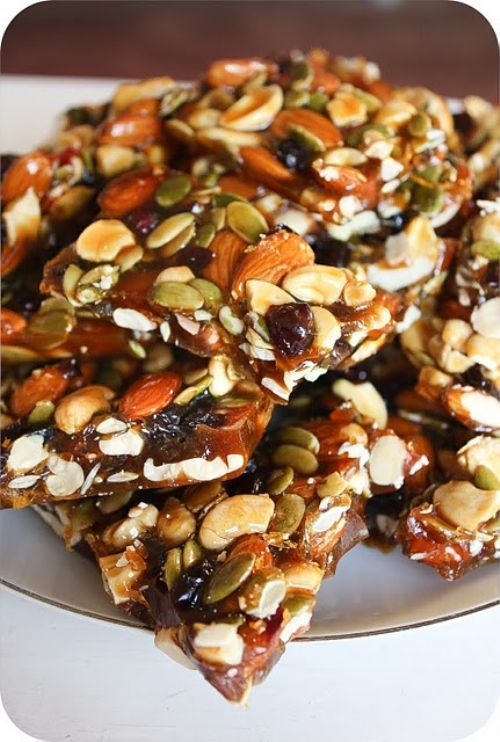 Pumpkin Seed Pecan Brittle Recipes — Dishmaps