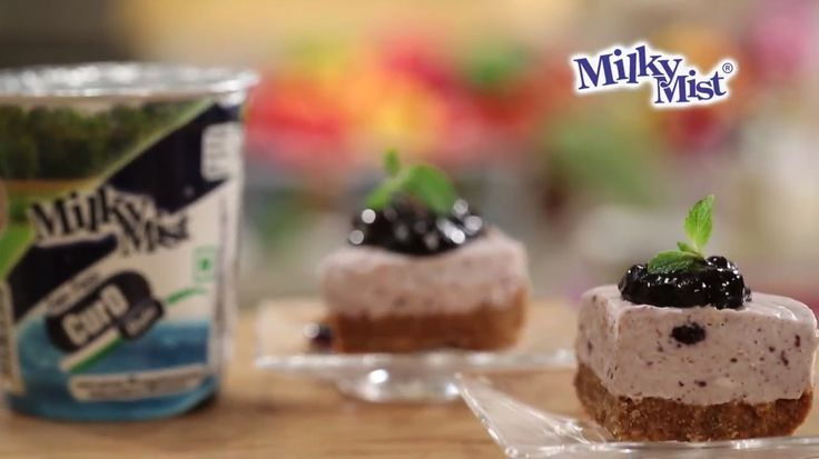 47 best milky mist recipes images on pinterest recipe videos no baked blueberry egg less cheesecake is an insanely delicious dessert a forumfinder Image collections