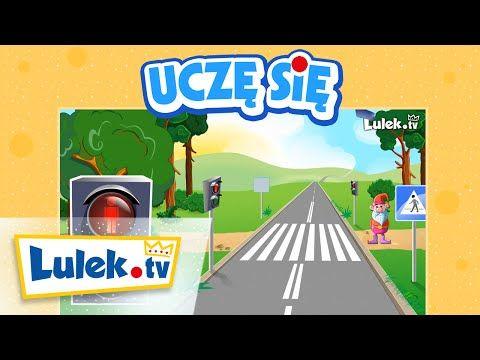 Tadzio przechodzi przez ulicę. Wiem, ile zjem! - Film edukacyjny dla dzieci - Lulek.tv - YouTube