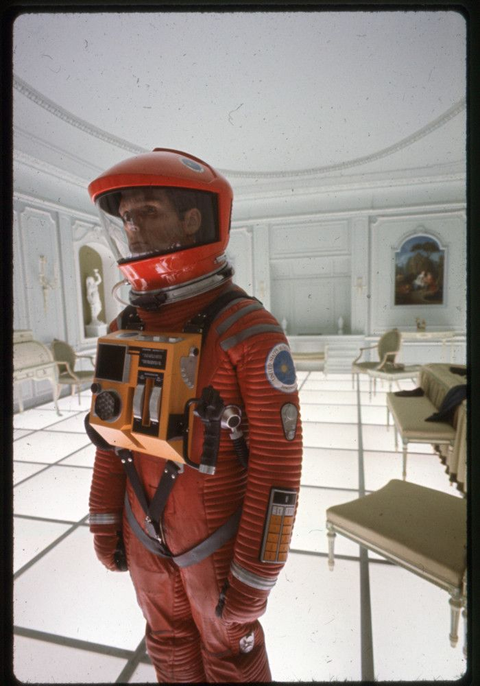 17 best images about images sci fi people on pinterest for Bedroom 2001 space odyssey