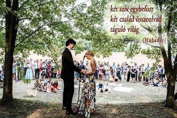 Esküvői haiku (Hubaiku) /Fotó: Stiller Ákos/