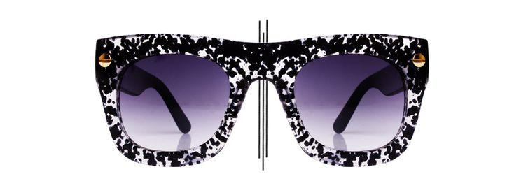 Gafas lunares negros de FDS Fuera De Serie $69.000