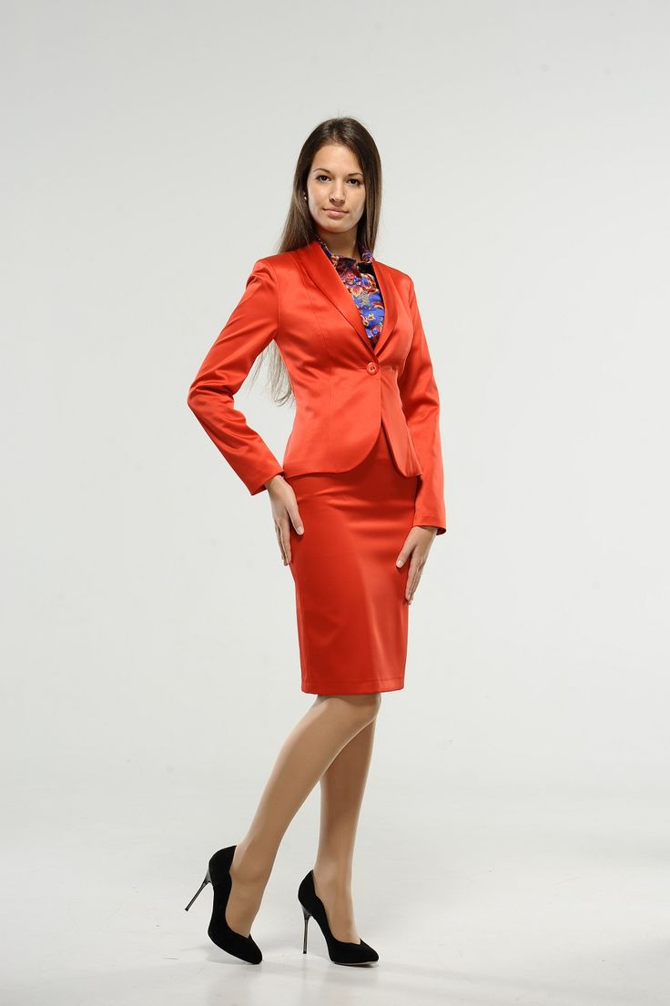 Skirt suits, uniforms, amazing dresses...