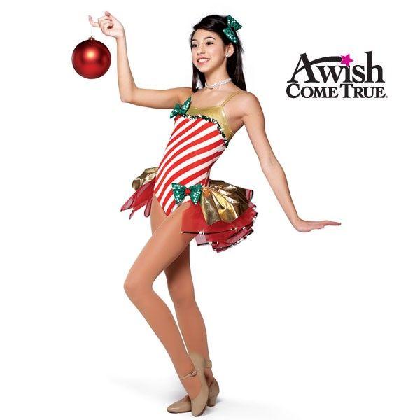 Dance Costumes A Wish Come True