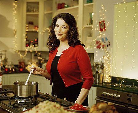 Nigella S Fairy Lights In The Kitchen Domesticity