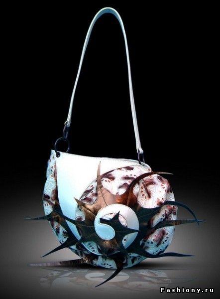 Оригинальные дизайнерские сумки 'ЛиТар' / сумки женские оригинальные