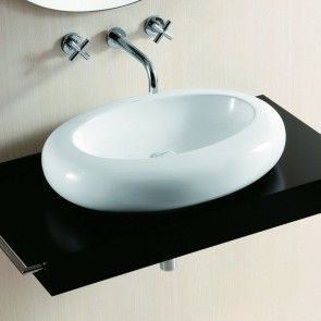 Aurora Oval Countertop Basin