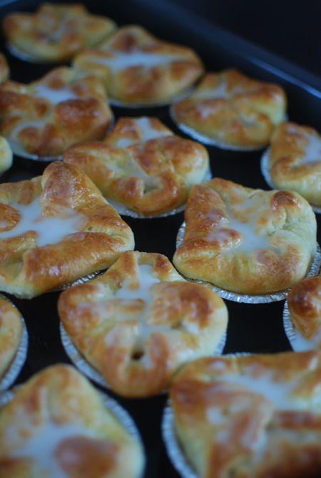 Vad blev det för bullar tro?? Jo Rimbobullar!! Har inte ätit dessa sen jag var liten och aldrig bakat själv tidigare, men det tänker jag göra om! Väldigtsmidigt då de är kalljästa och gisses så go…