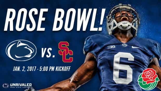 "Welcome NCAA Football Fan's, Watch Rose Bowl Game 2017 Live Stream Online. 103rd Rose Bowl Championship Game Schedule are announced, the bowl game match will played between Penn State vs USC. checkout all other matches dates and timing. The Final of the Bowls event will be played on 09 January 2017. while CFP National Championship … Continue reading ""ROSE BOWL GAME 2017 LIVE"""