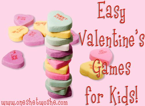 valentine day party games bingo