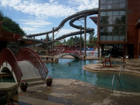 The Swimming Pool At Old Town Hot Springs In Steamboat Co Place On My Bucket List Pinterest