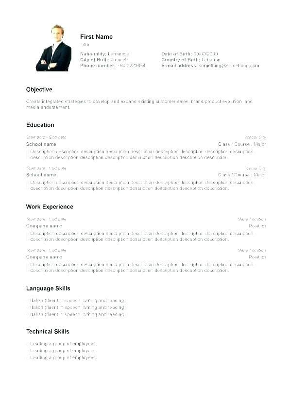 Creating A Free Resume Build Resume For Free Create Creative Resume Online Create Free Build Res Good Resume Examples Resume Design Free Resume Design Template