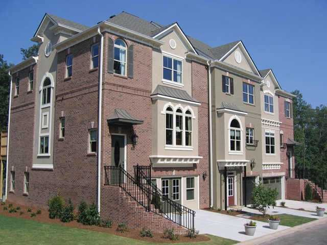 Live In Lafayette Square Townhomes Sandy Springs