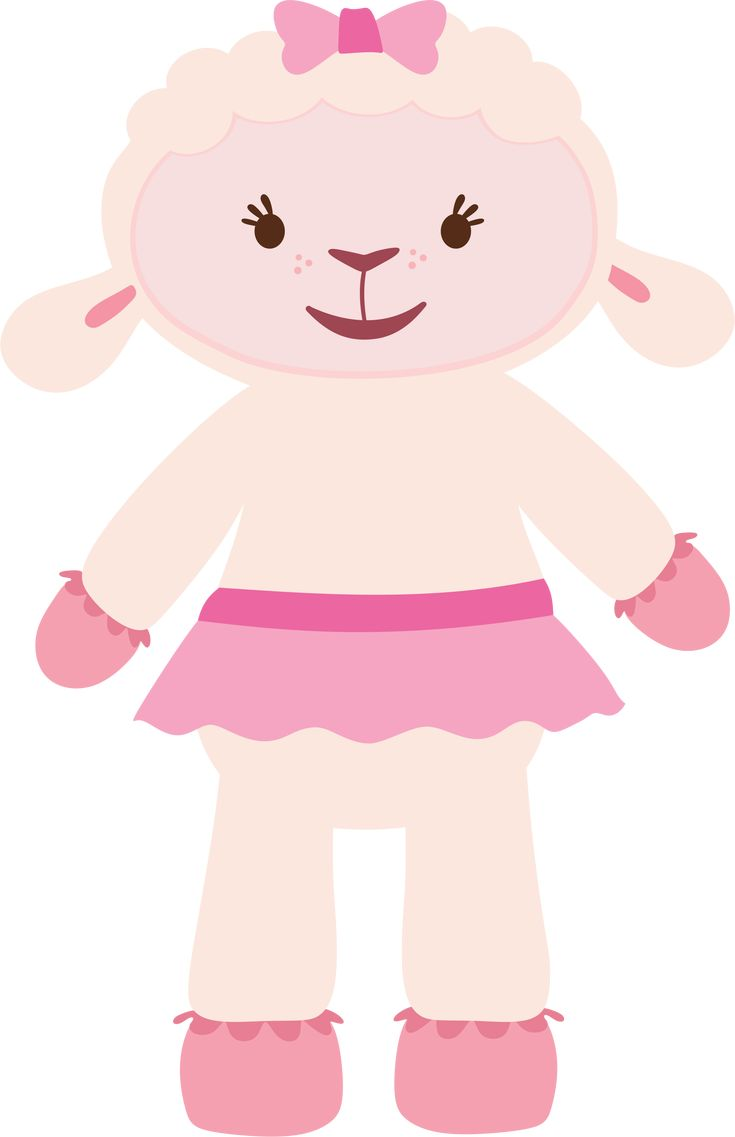 Lambie Doc McStuffins Pinterest Clip Art Lamb And Sheep