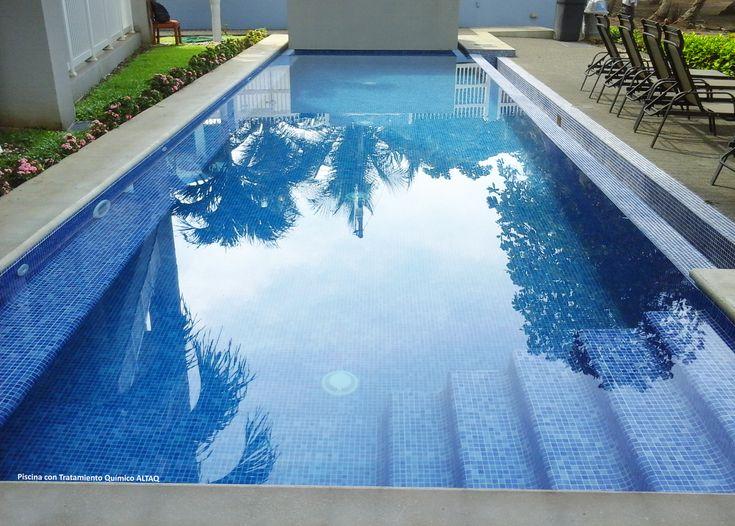 Productos para piscinas - Capacitación ALTAQ | Piscinas Costa Rica | Altamira S.A.
