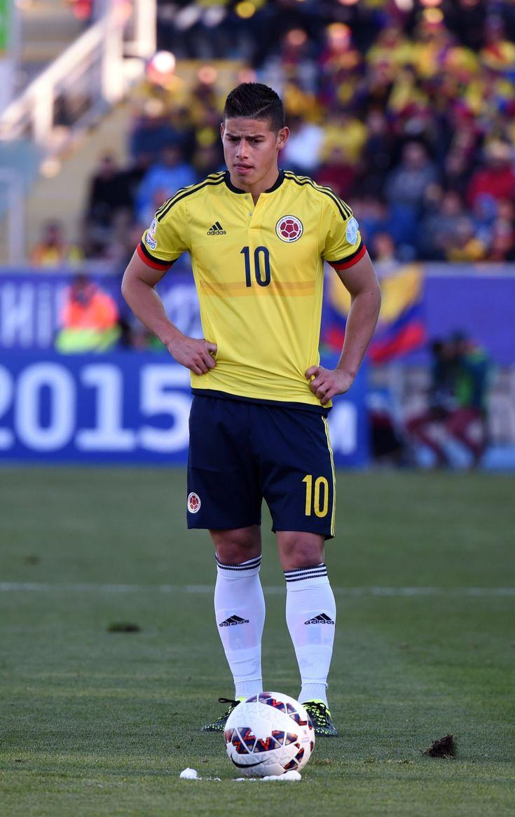 6/14/15 Copa America Colombia vs Venezuela