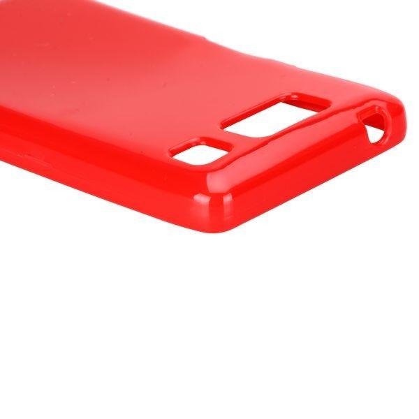Candy Colorz (Rød) Motorola DROID RAZR MAXX HD Deksel