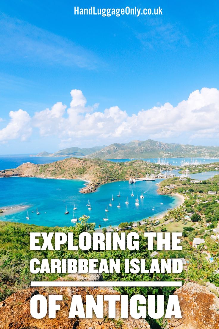 Exploring The Caribbean Island Of Antigua By Land - Part 1 - Hand Luggage Only - Travel, Food & Home Blog