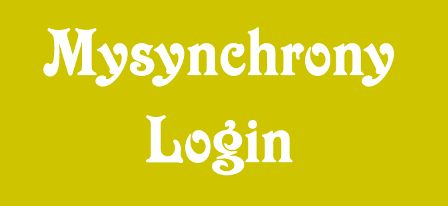 Here you'll get the information to Mysynchrony Login. The Synchrony Bank Login process is very simple.