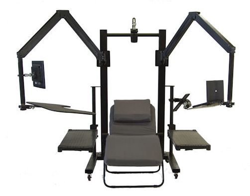 Workstation on pinterest ergonomic office chair zero and desks - 10 Best Zero Gravity Workstations Images On Pinterest
